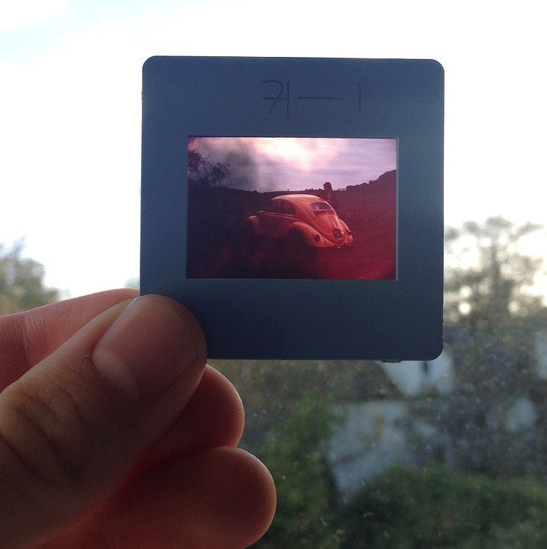 35mm Slide/Negative Scanning, Up to 500, Free USB Stick!