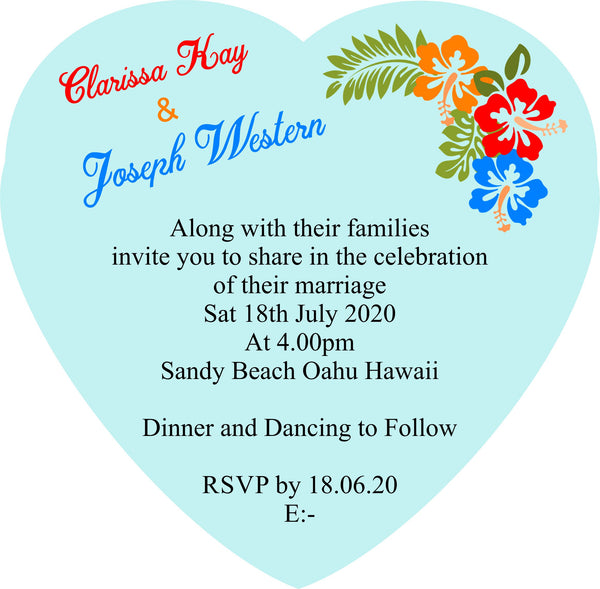 Wedding invitations,Personalised Jigsaw Puzzle Invitation's,Heart wedding Jigsaw puzzles,Wedding party invitations,wedding thank you puzzle