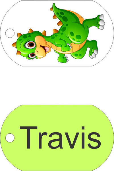 Personalised Bag Tags,  Dog Tags, Key Rings, Army Dog Tag,