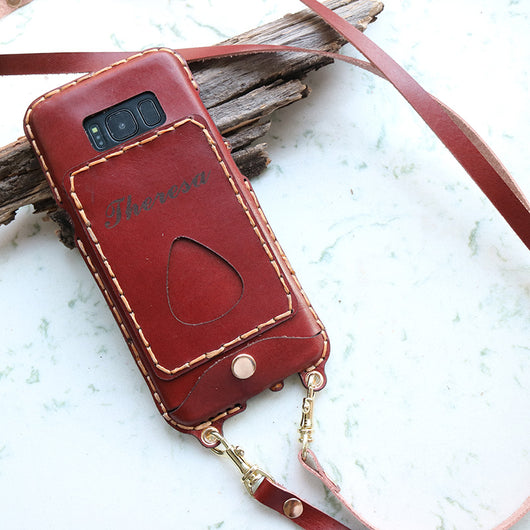 Lola Long's Handsfree Crossbody Phone Purse