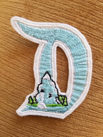 Mattahorn D Patch