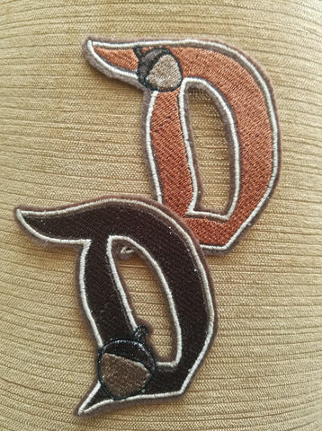 Chip and Dale D Patch
