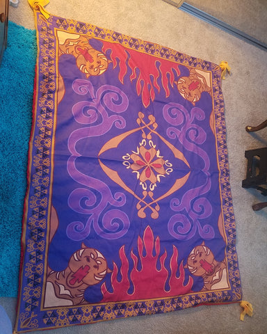 Magic Carpet Blanket
