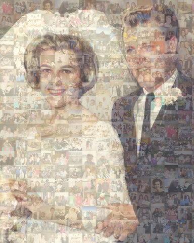 Custom Photo Mosaics