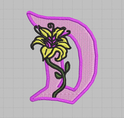 Magic Flower D Patch