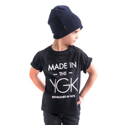 MADE IN THE YGK Kid's Premium Fine Jersey Tee - YGK Studios