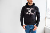 Vintage House of Sounds Unisex Premium Hoodie - YGK Studios
