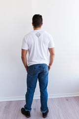 MADE IN THE CANADA Men's Ring Spun Premium Tee - YGK Studios