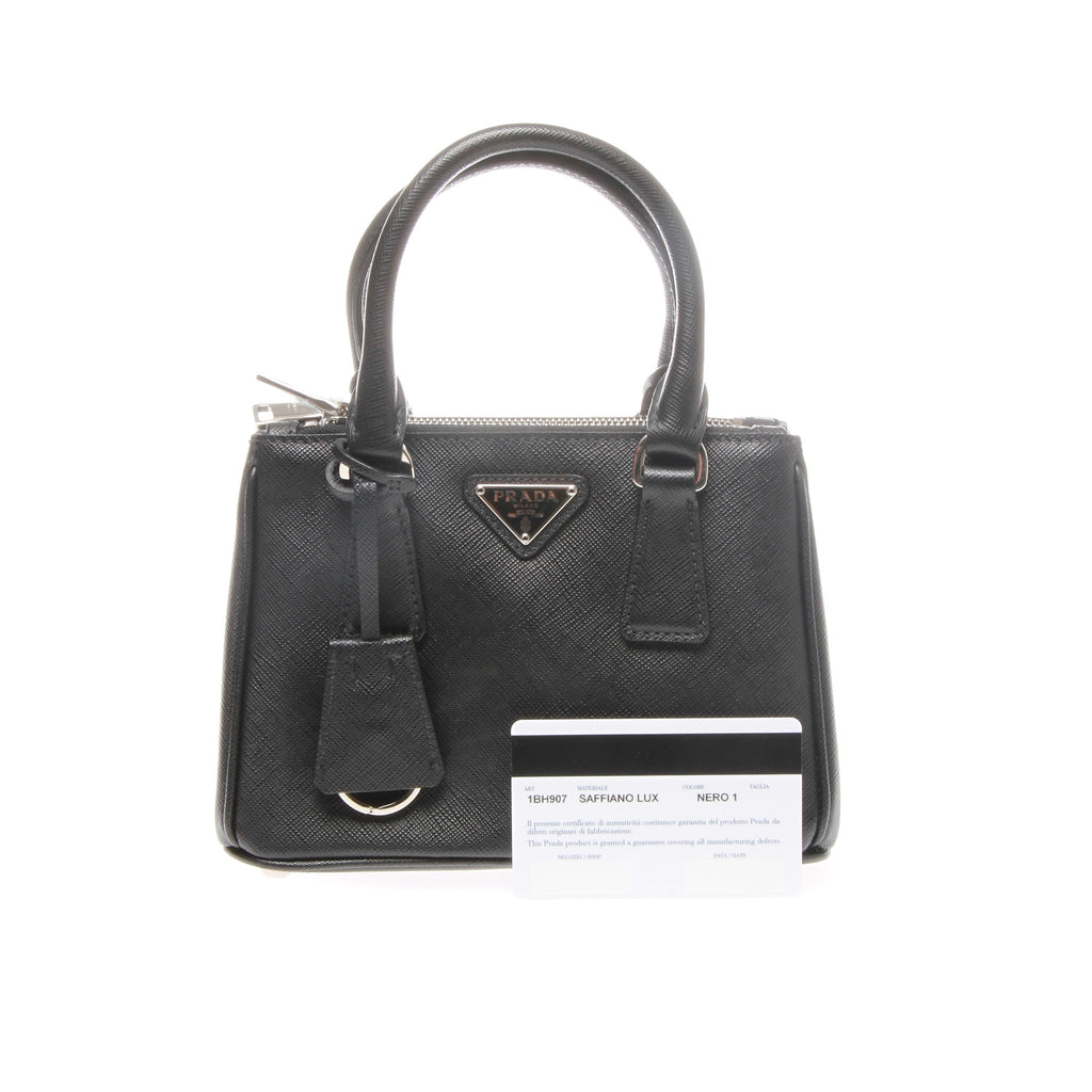 Prada Handbag – Madam Virtue   Co.