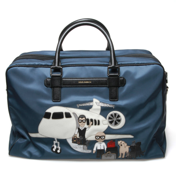 Dolce and Gabbana Travel Bag