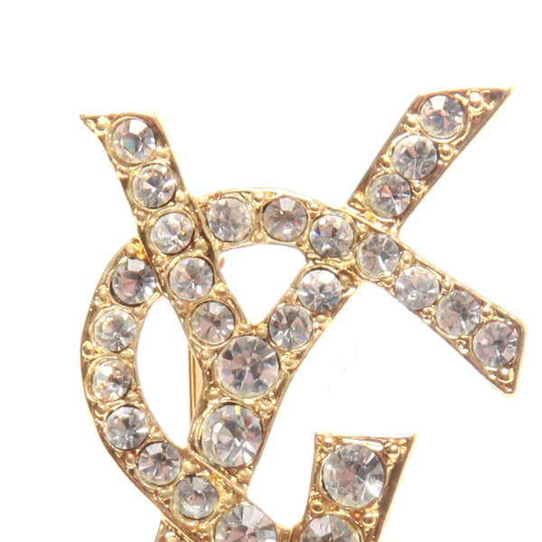 Saint Laurent Brooch