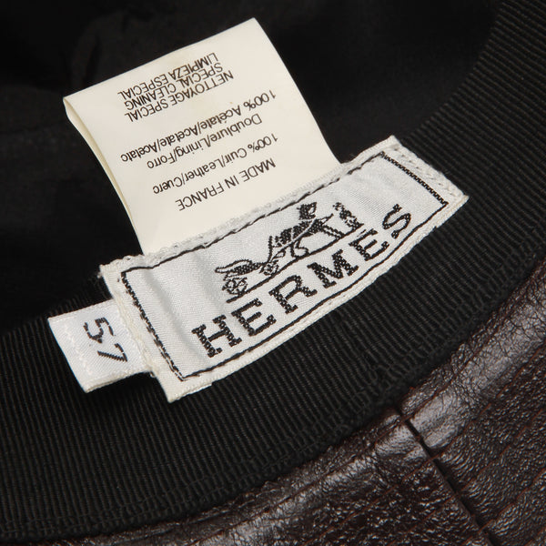 Hermes Hat box
