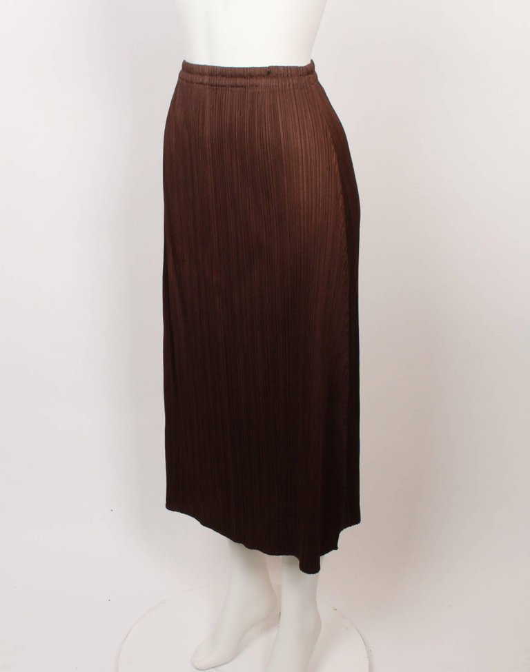 Pleats Please Skirt