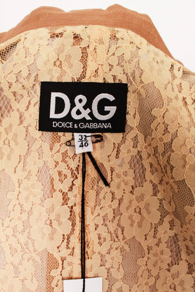 Dolce and Gabbana Jacket