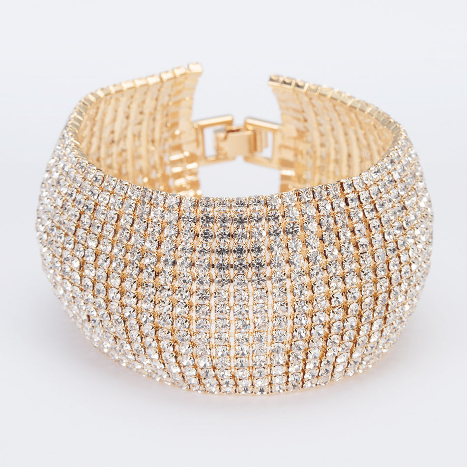 ICED OUT BRACELET - House of Pascal