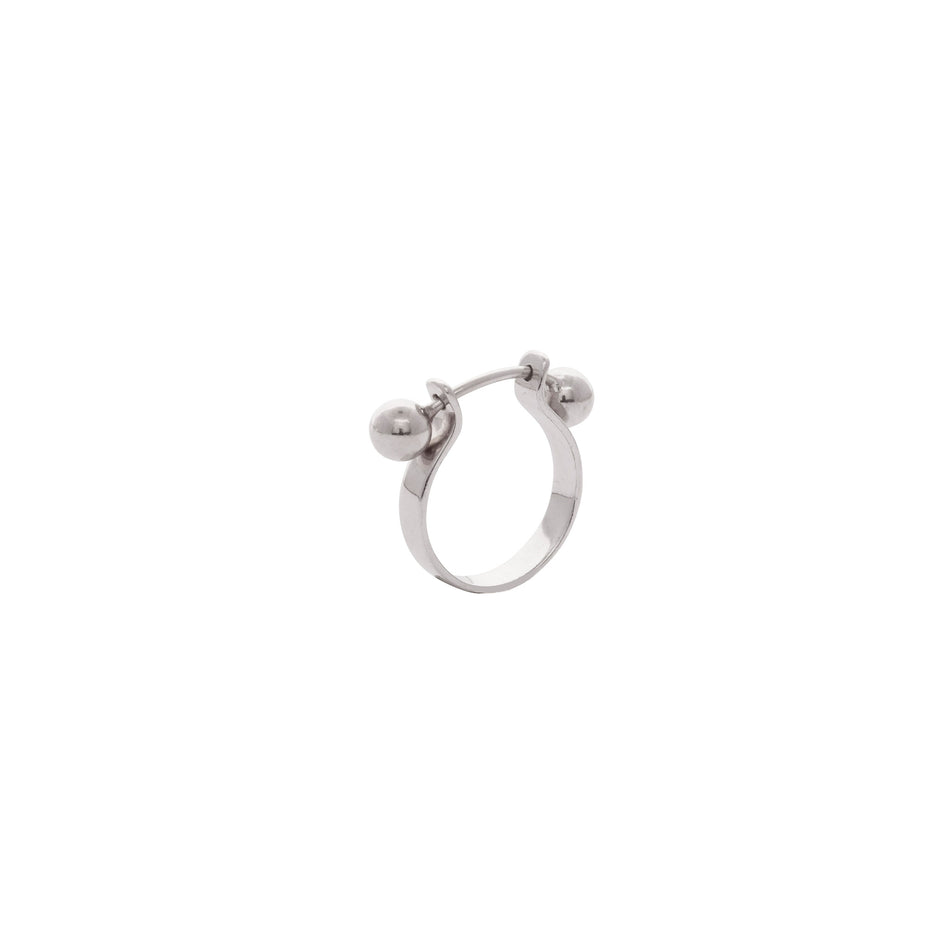 Balling Sterling Silver Ring - House of Pascal
