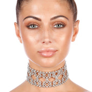Gigi Jewel Choker - House of Pascal
