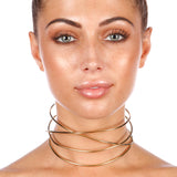 Khloe Cut Out Detail Choker