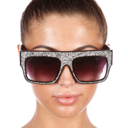Glitterati Gemstone Embellished Sunglasses