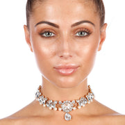 Pearl of Wonder Choker