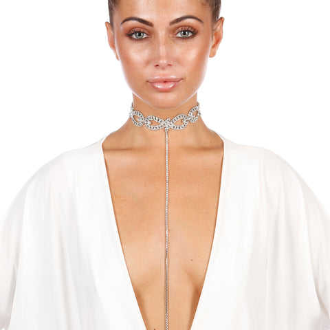 FOREVER MY LADY CHOKER - House of Pascal
