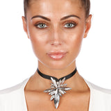 SUPERNOVA GEM CHOKER - House of Pascal