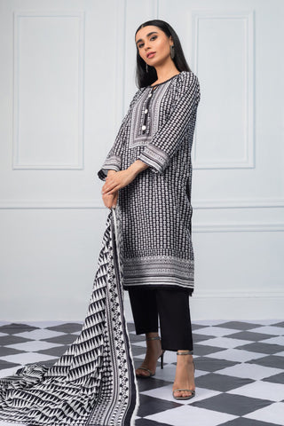 Regalia Textiles Black & White Collection