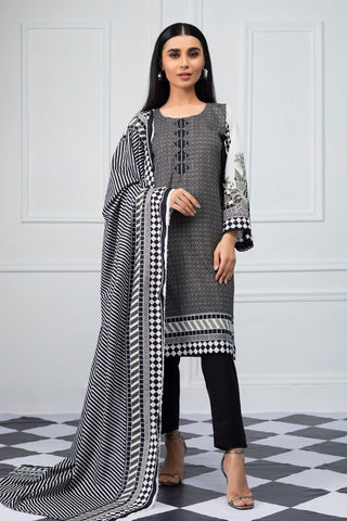 Regalia Textiles Black & White Outfits