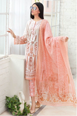 CLEARANCE SALE!!! Pakistani// Indian Designer Sobia Nazir Inspired Summer Lawn