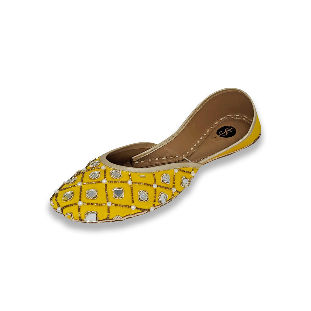 Khussa Pumps Women Shoes D6