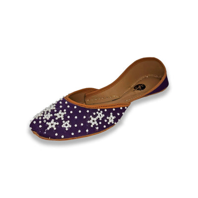 Khussa Pumps Women Shoes D12 - String & Thread
