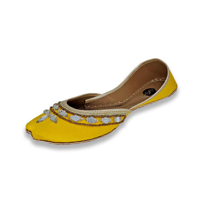 Khussa Pumps Women Shoes D10 - String & Thread