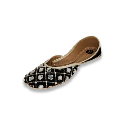 Khussa Pumps Women Shoes D1 - String & Thread