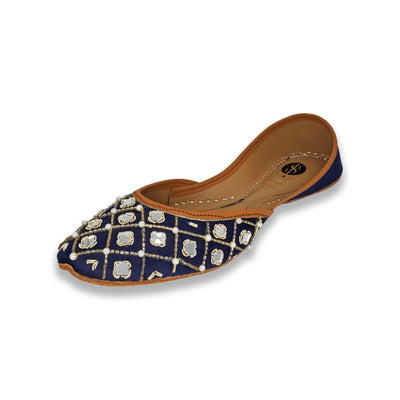 Khussa Pumps Women Shoes D11 - String & Thread
