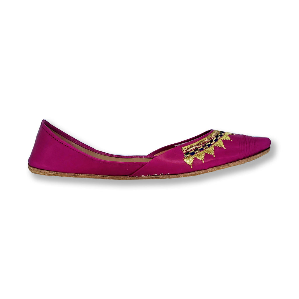 Khussa Pumps Women Shoes D9 - String & Thread