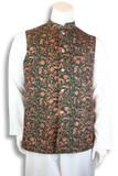 Embroidered Waist-Coat - MWC1018 - String & Thread