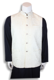 Embroidered Waist-Coat - MWC1023 - String & Thread
