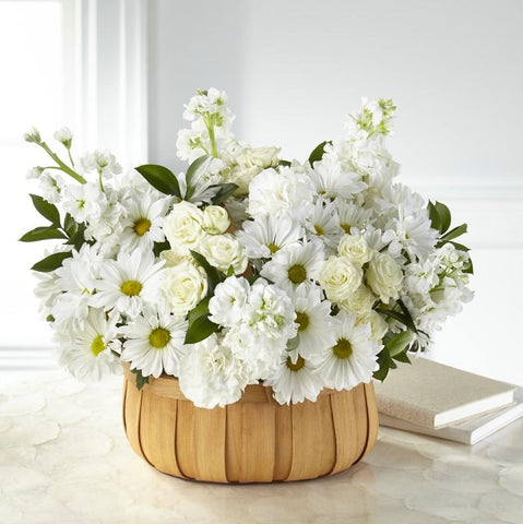 The Graceful Garden Basket