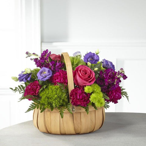 The Serene Sanctuary Basket
