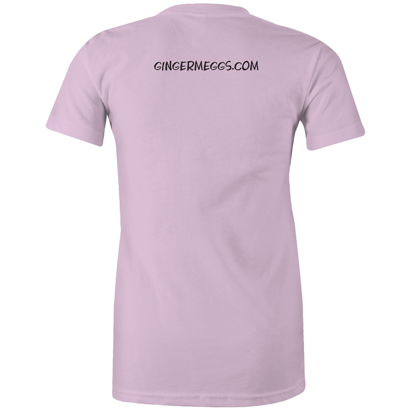 Ginger Ninja - Women's Maple Tee