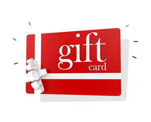 Cartoon Store Gift Card