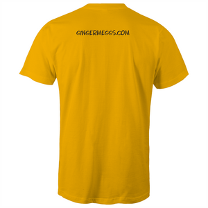 Ginger and Proud - Mens T-Shirt (Most Popular)