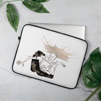 Yoga Pose (Laptop Sleeve)