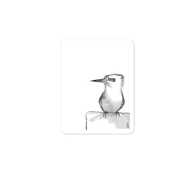 Kookaburra Bubble-free stickers
