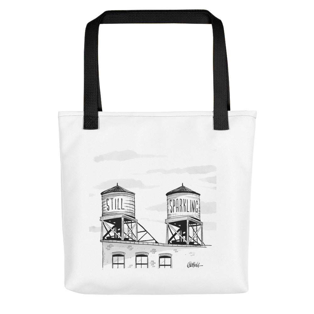 Still or Sparkling? (Tote bag)