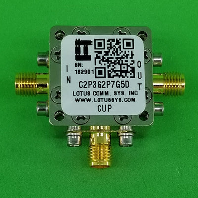 Directional Coupler 2300 MHz to 2700 MHz 5dB 70W Low Insertion Loss