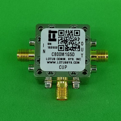 Directional Coupler 800 MHz to 1000 MHz 5dB 70W Low Insertion Loss