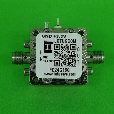 Frequency Divider by 2 (4G to 18 GHz)