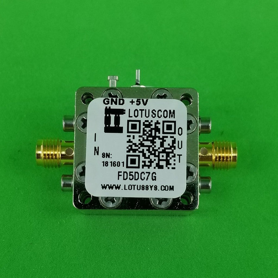 Frequency Divider - LOTUS COMMUNICATION SYSTEMS, INC