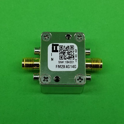 Passive Freq. Multiplier X2 (OUTPUT 4G to 14 GHz) FM2X4G14G